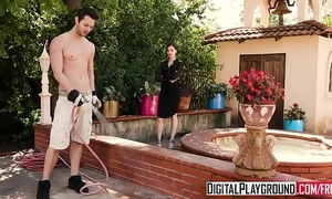 Digitalplayground - tending the bush