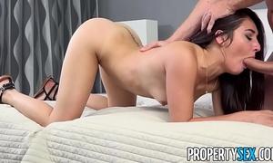 Propertysex - hawt tenant with no specie bonks her recent landlord