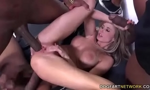 Black large dong interracial