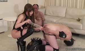 Japanese femdom lum mastix ding-dong