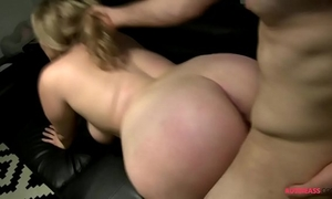 Amity adams sucks and bonks jayce hardy's biggest dick and swallows his cum