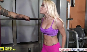 Athlete playgirl marsha may fucking