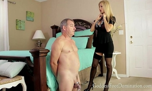 Husbands awaited release with mistresse alexis