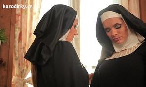 Sacred nuns lesbo sex