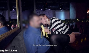 Jeny smith goes bare at sex party