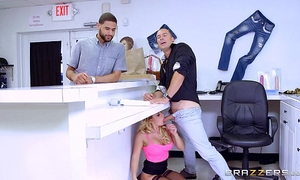 Brazzers - cali carter is a bad housewife
