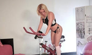 Milf rebeka is an anal spinning doxy
