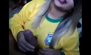 Brasileira gostosa