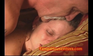 Teen slutwife used by her indecent dad