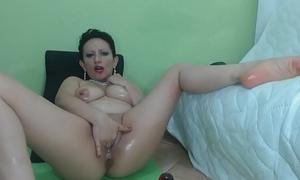 Franchezka large masturbation toy sex and stripper