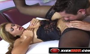 Brazilian black cock sluts copulates well