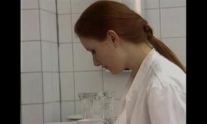 Redhead mona lisa anal