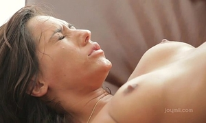 Hardcore excitement gives her intensive climax