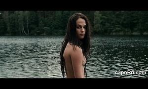 Alicia vikander sexy scene