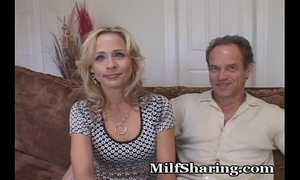 Creating recent experiences for swinger pair