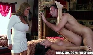 Brazzers.com/free - kianna nadia steals stepdaughter's stud