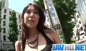 Big wobblers chick acquires naughty in pure japanese oral-stimulation porn scene