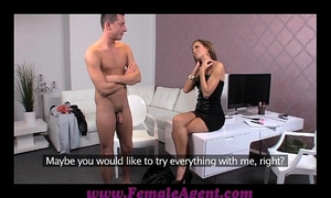 Femaleagent can juvenile chap deliver the goods