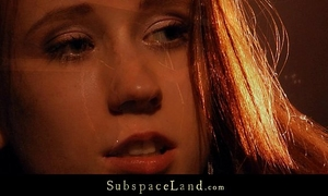 Redhead sinless sex serf hard punished by her dom