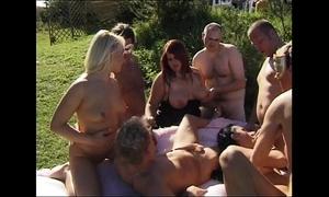 Swingers team fuck sex fuckfest