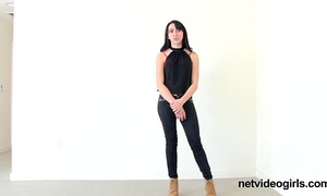 Netvideogirls - xlya's calendar auditions