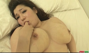Plump and breasty chick yume sazanami finger screwed and cookie pounded