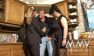 Mmv films 2 older wifes sharing a shlong