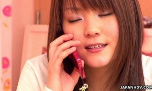 Japanese white women having phone sex