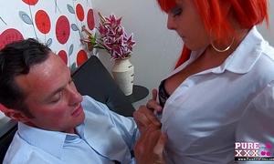 Purexxxfilms redhead punker Married slut drilled hard