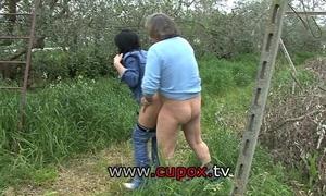 Vanessa e il contadino -vanessa and the farmer
