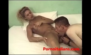 Italian drilled scopata italiana
