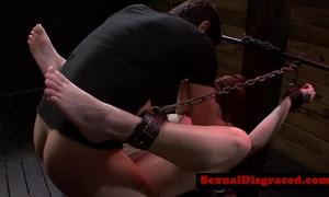 Busty sadomasochism slavery sub muff destroyedreed[25]