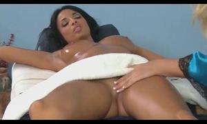 Anissa kate bawdy cleft massage