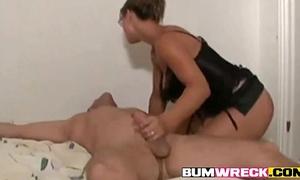 Hot dilettante large milk shakes older femdom fetish
