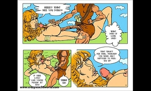 2d comic: lewd saga