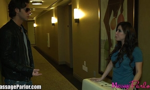 Massageparlor hawt lalin girl hotel massage and 69