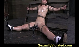 Claire robbins fastened down hard part 1 of two