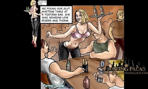 Drawingpalace.com porn toon honeys getting screwed and punished in s&m