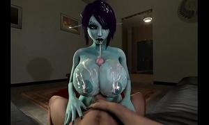 Fuck soria's titties until u cover her in sperm