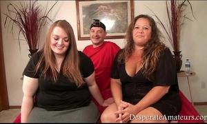 Casting hopeless amateurs gopro bts footage bbw trio milf large wobblers monry m