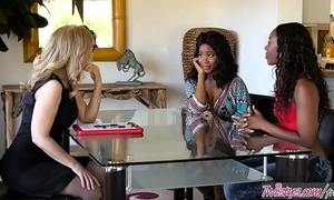 Twistys - no thing to be ashamed of - chanell heartjenna foxnina hartley