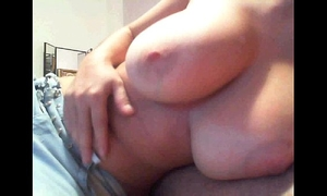Titty fucking and blow-job for hottalicia camgirl