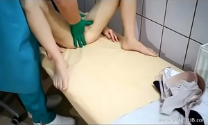 Beautiful cheating wife and gynecologist (38)