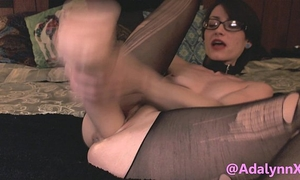 Adalynnx - monster toy wang in my muff preview