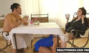Realitykings - mamas team fuck nubiles - bambino hailey little sara st clair - morning joe