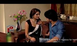 Hot bhabhi romance with husband's ally in sofa - latest short film 2017