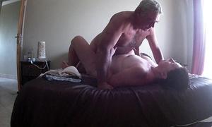 Fucking my Married slut on vacation -hidden livecam