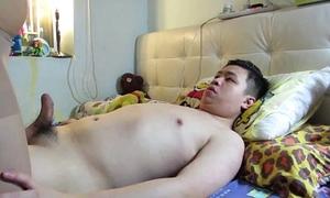 Asian horny white wife ally