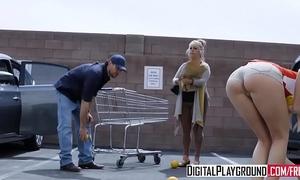 Digitalplayground - broke college two clip 4 trisha parks and preston parker